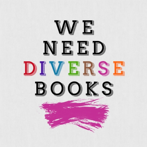 We Need Diverse Books logo